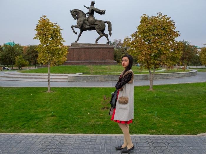 Tashkent Girl