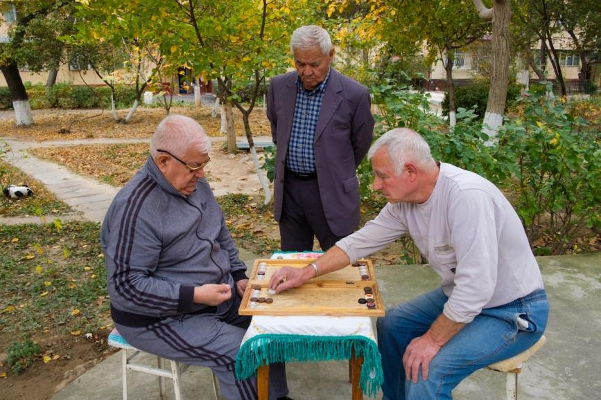 Tashkent street photography