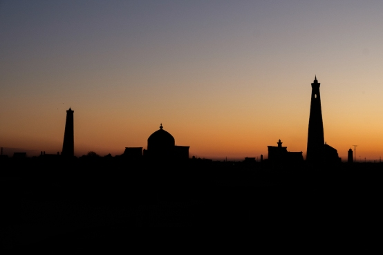 Khiva Sunrise