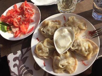 Uzbekistan Dumplings